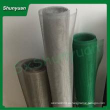 SHUNYUAN la mejor venta a los EEUU de los perfiles de aluminio pantalla del insecto / epoxy revestido acoplamiento de aluminio / red de mosquito de la aleación de aluminio