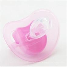 Alta qualidade BPA médico graduado infantil silicone chupeta