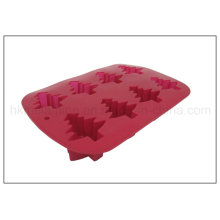 Christmas Tree Shaped Silicone Cake Mould (RS14)