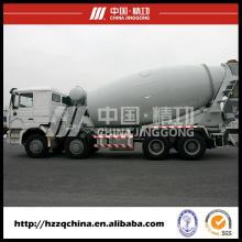 Novo veículo de mistura de concreto (HZZ5310GJBSD) com melhor serviço para venda em todo o mundo