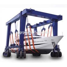 Grue de portique de levage de bateau / yacht / grue de bateau faite en Chine
