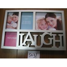 Silber lachen 4 x 6 Zoll Photo Frame