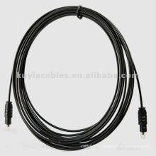 16FT (5M) Цифровой оптический волоконно-оптический кабель (оптический кабель) OD: 4,0 мм AV-кабель