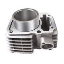 pièces de moteur en aluminium et en zinc