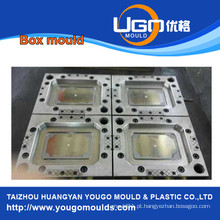 Fechamentos de separação PL de alta precisão para moldes plásticos