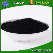 Remover pó de carvão activado a partir de extractos de plantas em solventes
