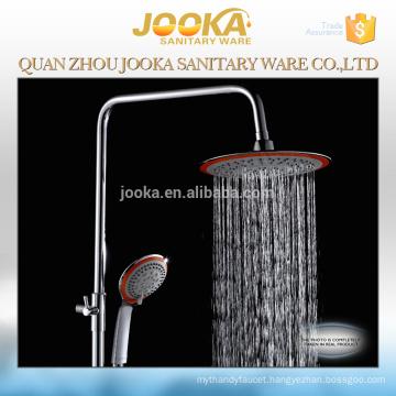 professional stylish water saving bathroom shower set