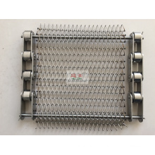 Mesh Belt for Packing and Filling Machine