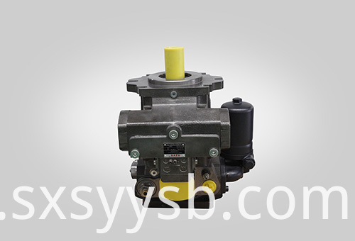 displacement vane pump