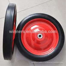 """12 """"x 2"""" roue de chariot pneus en caoutchouc solide / roue en caoutchouc solide"""