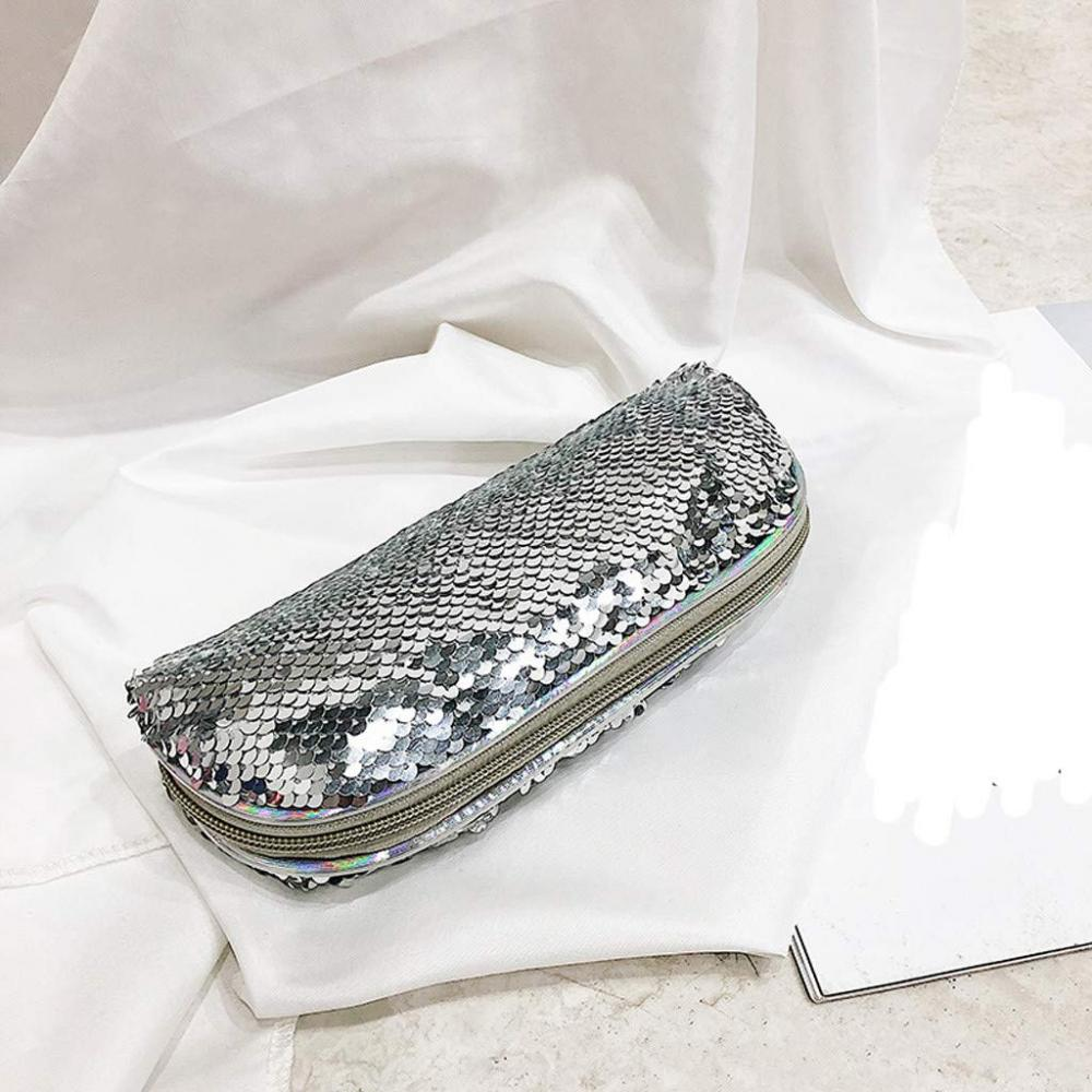 Color Changing Sequin Pencil Case 2