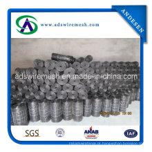 Cerca de silício com fio (100g de tecido preto)