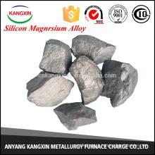 Pó de 7-8Nodulizer / ferro Silicon Magnesium