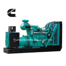 Générateur diesel de puissance de 600 kVA 480 kilowatts CUMMINS avec le moteur de Ktaa19-G5