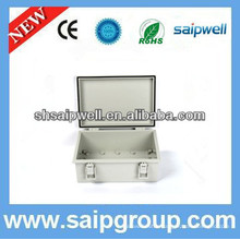 New outdoor cable tv junction box