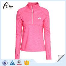 Qualitäts-Frauen Hemden Breathable Sport-Abnutzung