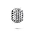 Joyería cristalina de la joyería de la plata del cristal del color para la pulsera europea