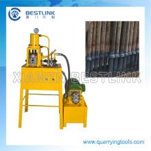 Alta qualidade hidráulica, máquina para fazer a haste de broca de forjamento