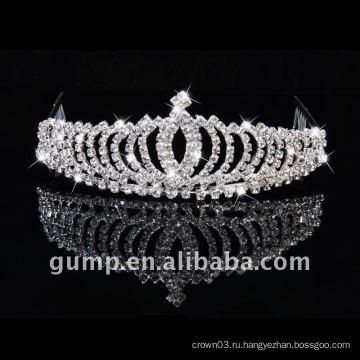 Свадебная корона тиара