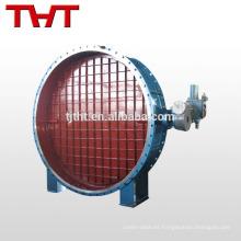 Motorizd grill supply electrohvac duct damper ventilación protectora de aire / válvula de aire de plástico