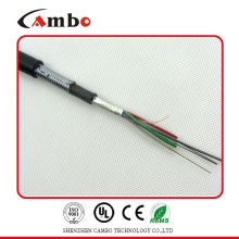 Low Insertion Loss and Hight Return Loss Optic Fiber Cable Price per Meter 48 Core In FTTX+LAN System
