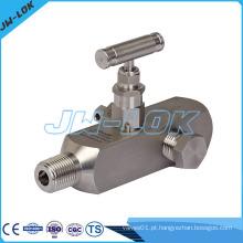 Válvula de gás de alta pressão, válvula de nível