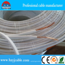 2X 18AWG Flat Spt Cable Power Cored Cable eléctrico