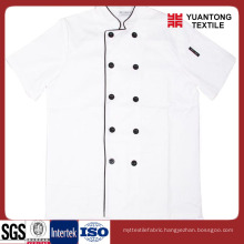 Hot Sale Bleached Tc Chef Fabric