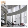 cortinas y persianas impresas aduana barata de la oficina del rodillo de las ventanas