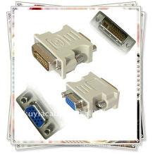 Преобразователь видеосигнала VGA в DVI ADAPTER / DVI-D для ЖК-монитора VGA для ЖК-телевизора HDTV