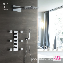 Bathroom Faucet Brass Thermostatic Shower Faucet Set