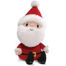 EN71 / ASTM weiches Plüsch santa claus gefülltes Spielzeug