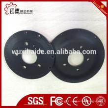 Precision auto parts brake parts china online shop custom cnc machining aluminum auto brake parts