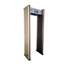 6 Zones Door Frame Metal Detector Walk Through Metal Detector