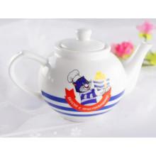 Tazón de té de porcelana de diseño personalizado