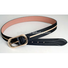 2014 New Fashion design PU belt for man and woman's dressing