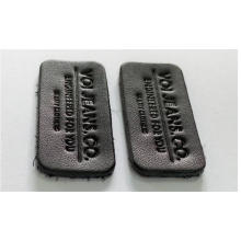 Embossed Tags / Logo Leather Labels / Leather Patches for Jeans