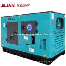 Super Silent Deutz Generator with Guangzhou Power Generator (CDD20kVA~150kVA)