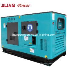 Бесшумный дизель-генератор мощностью 24 кВт