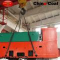 Китай Добычи Угля Использования Тепловоза