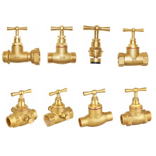 Brass Forged Stop Valves (a. 7016)