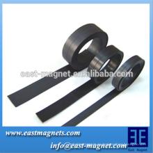 Alta calidad Imán flexible para la venta / negro Imanes magnéticos de goma flexible