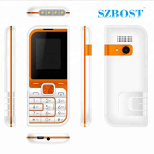 3 sim card  Hot Sale 1.77 inch Chinese factory Mobile phone with power bank function