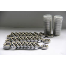 Corrosion resistant deep groove ball bearings