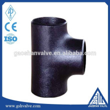 cast steel pipe tee
