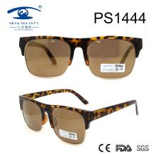 Demi Brown Woman Style Fashion Sunglasses (PS1444)