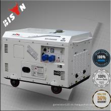 BISON China generador de la marca de fábrica de Zhejiang China, precio de los generadores 15kv, generador diesel 15hp