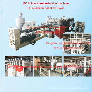 Hollow Sheet Production Line /Multiwall Production Line