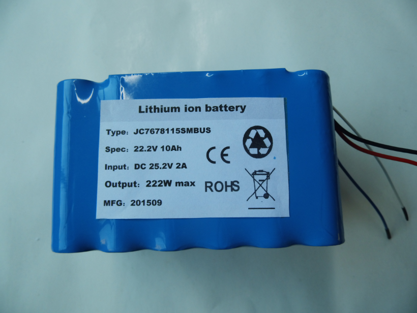 Customized Rechargeable Battery