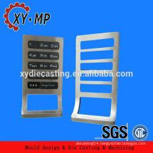 Promotional price high precision die casting zinc internal door lock parts
